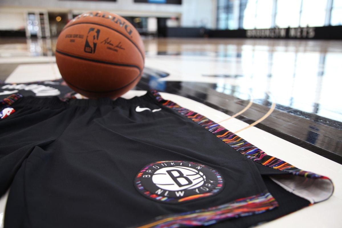 Nets Biggie Inspired City Edition Uniform Uniswag