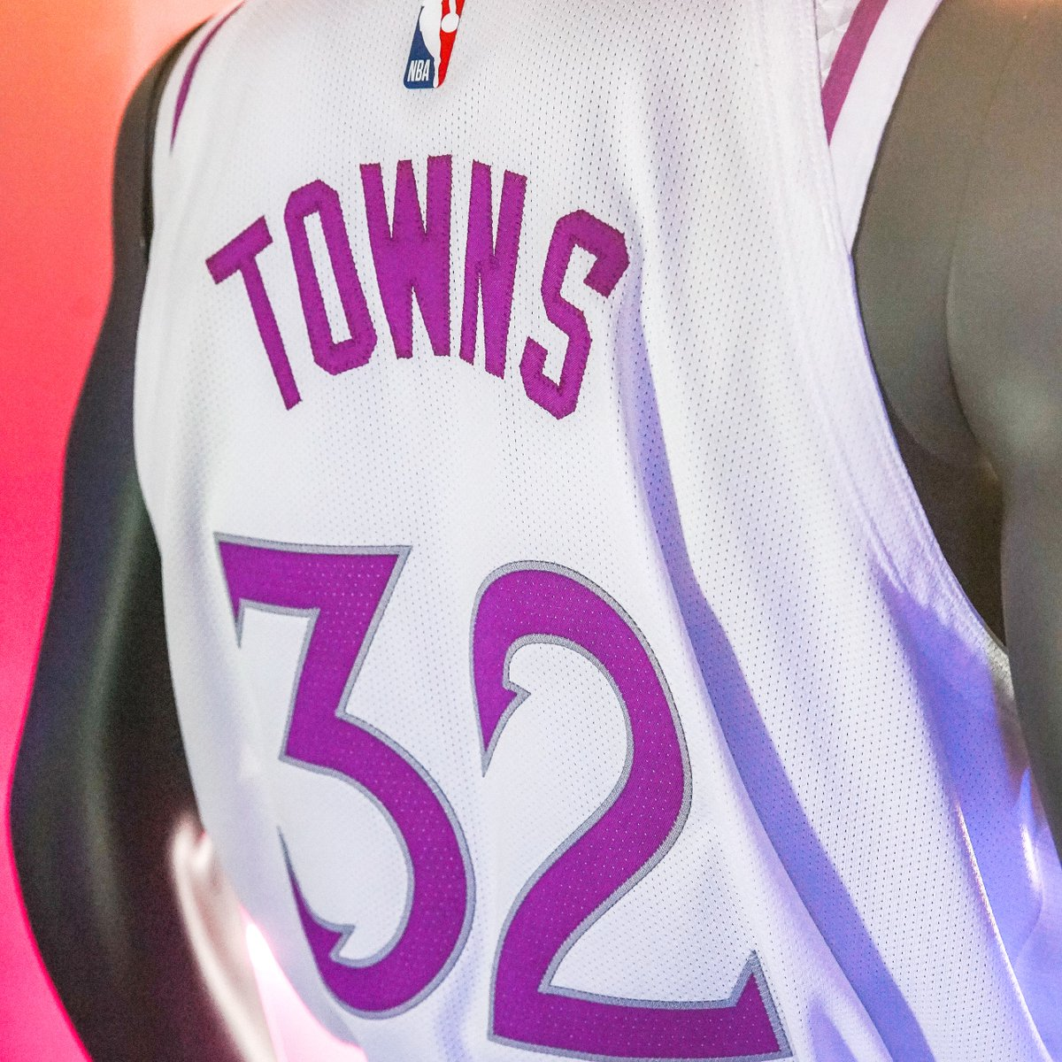 Timberwolves Earned Edition Uniform Uniswag