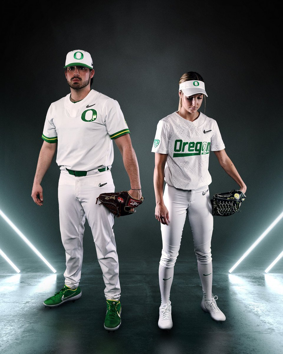 competitive price cc0a1 e22b5 New Oregon Baseball and Softball Uniforms — UNISWAG