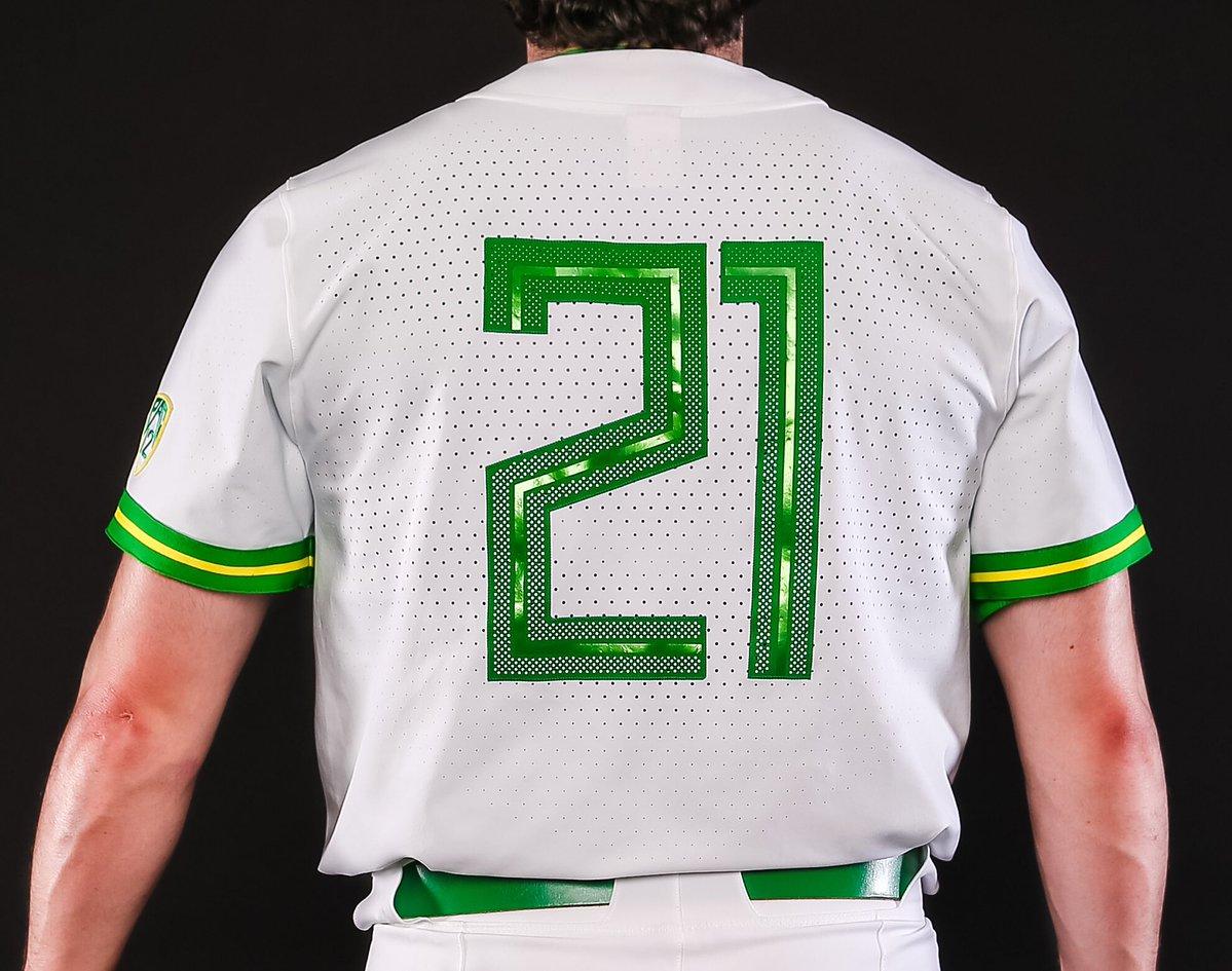 competitive price e1baf 34895 New Oregon Baseball and Softball Uniforms — UNISWAG
