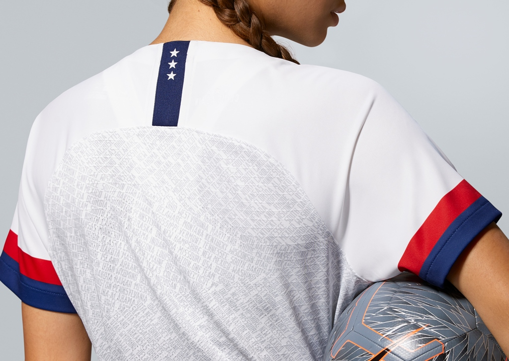 hot sale online 5b01d e8686 2019 USWNT World Cup Kits — UNISWAG