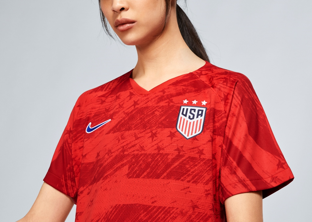 hot sale online 01cdf 2eda8 2019 USWNT World Cup Kits — UNISWAG