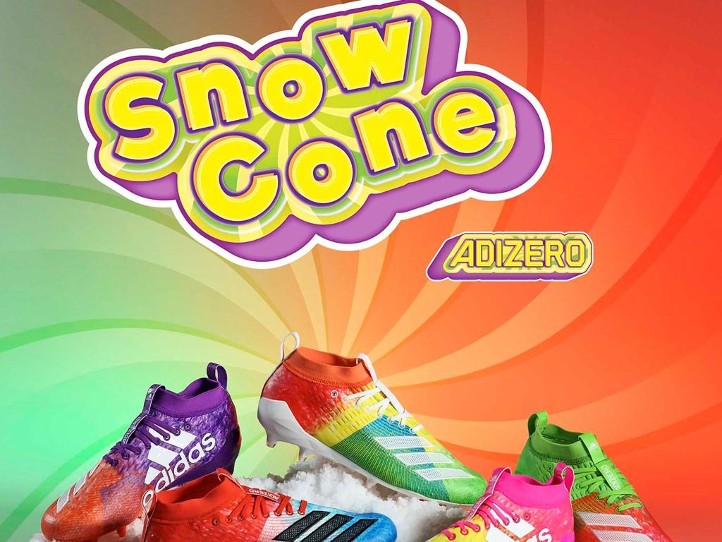 "36da5523f70d adidas Special Edition ""SNOW CONE"" Cleats — UNISWAG"