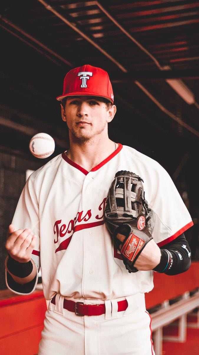 low priced cd84c 6dc88 Texas Tech Baseball Throwback Uniform — UNISWAG