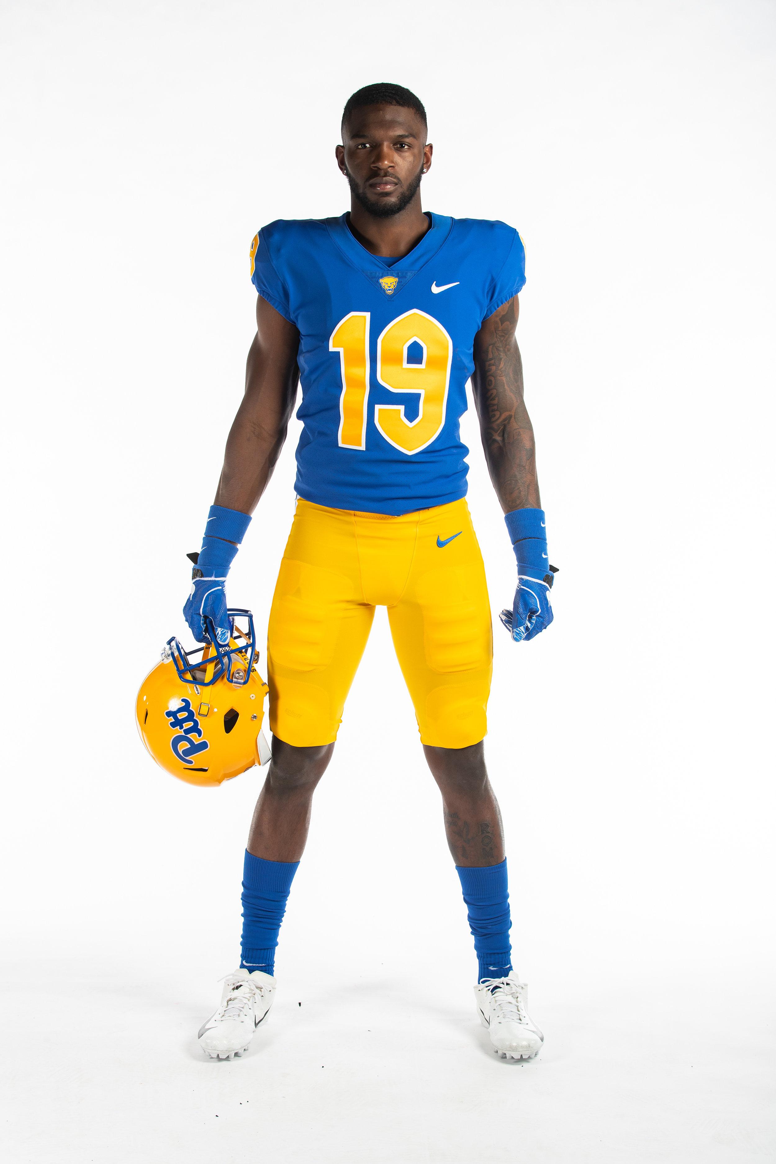promo code f457e 1e927 Pitt Football's New Uniforms — UNISWAG