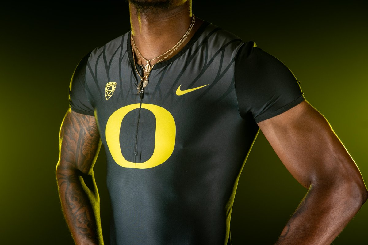 on sale a2c5d 58dc9 Oregon Track & Field Championships Uniform — UNISWAG