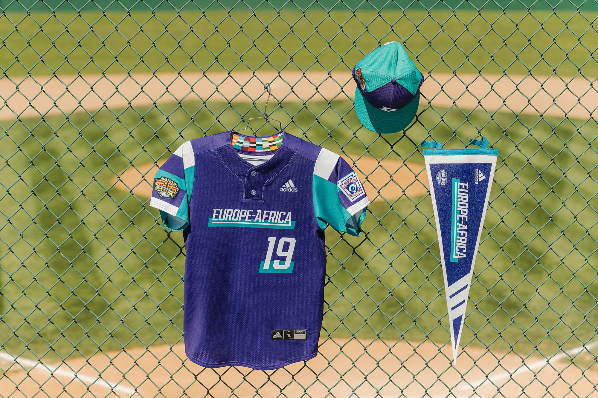 2019 Little League Baseball & Softball World Series Uniforms