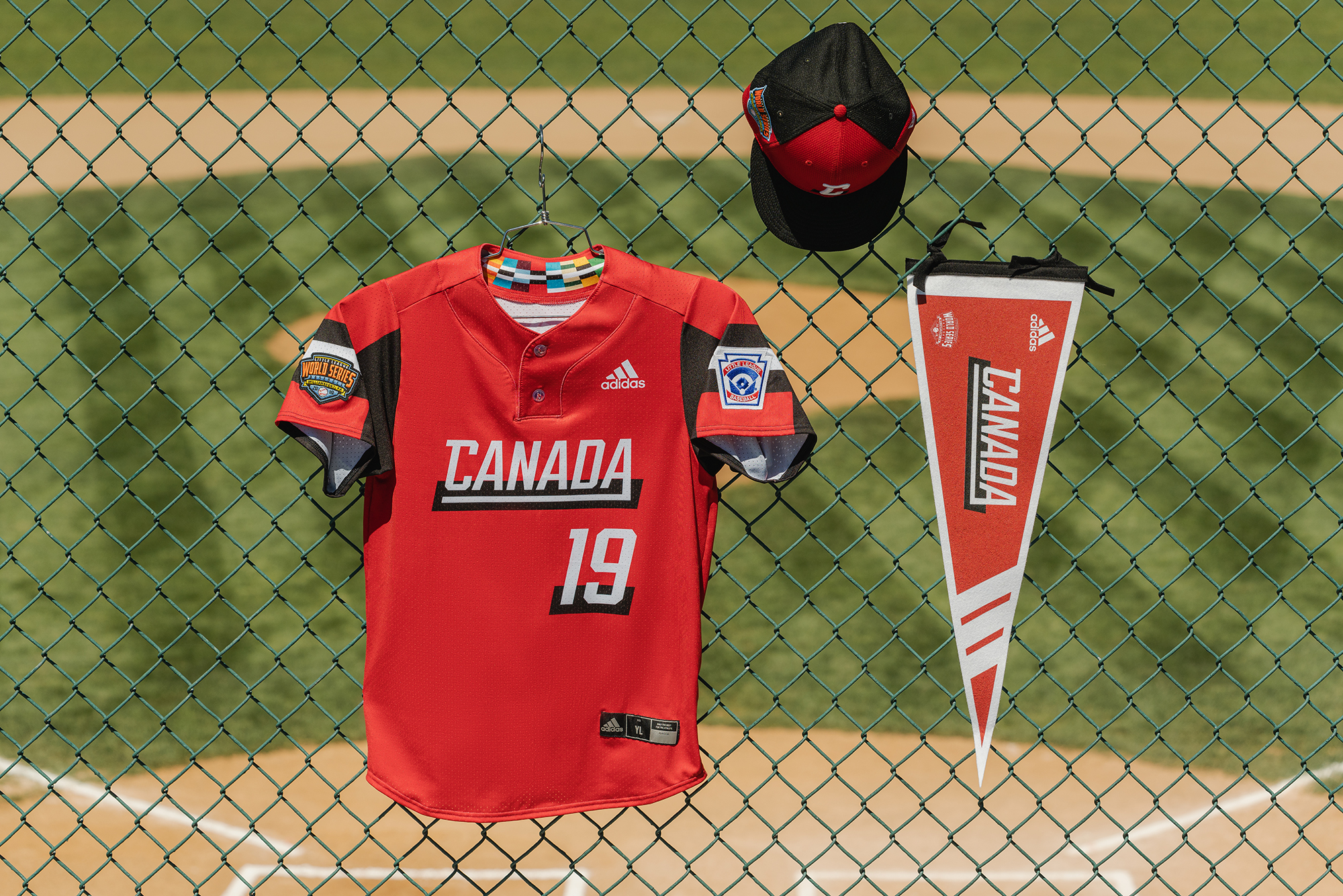more photos a50e6 6e223 2019 Little League Baseball & Softball World Series Uniforms ...