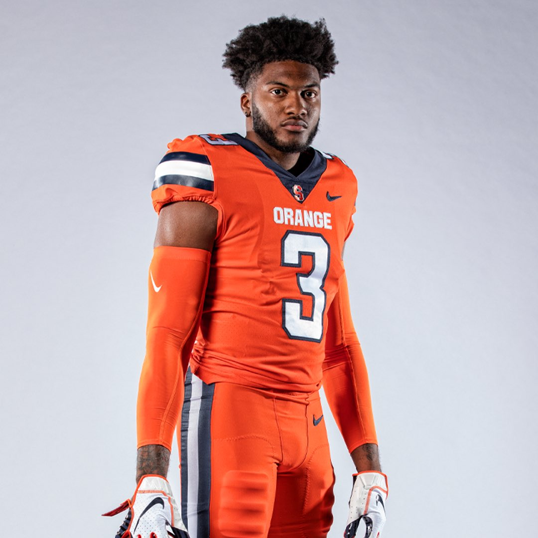 new arrivals cef80 3422f New Uniforms for Syracuse Football — UNISWAG