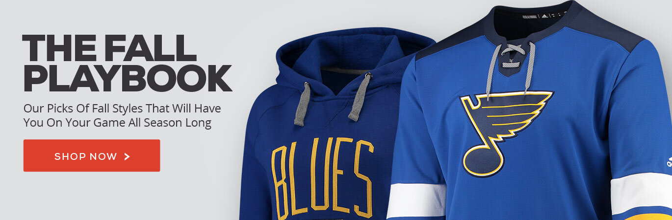 on sale 186d4 16a55 90s Throwback Jersey for the St. Louis Blues — UNISWAG