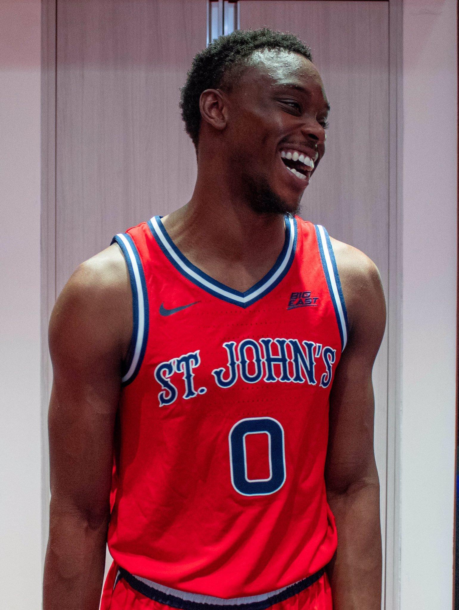 New St. John's Basketball Uniform — UNISWAG