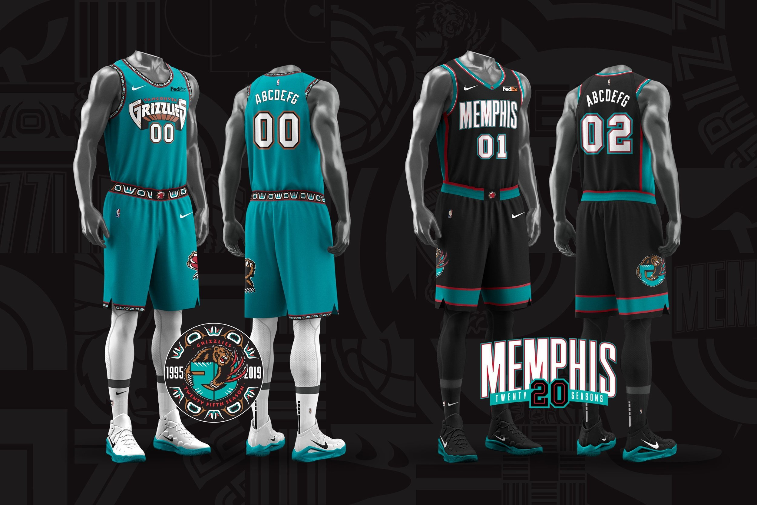 new nba uniforms