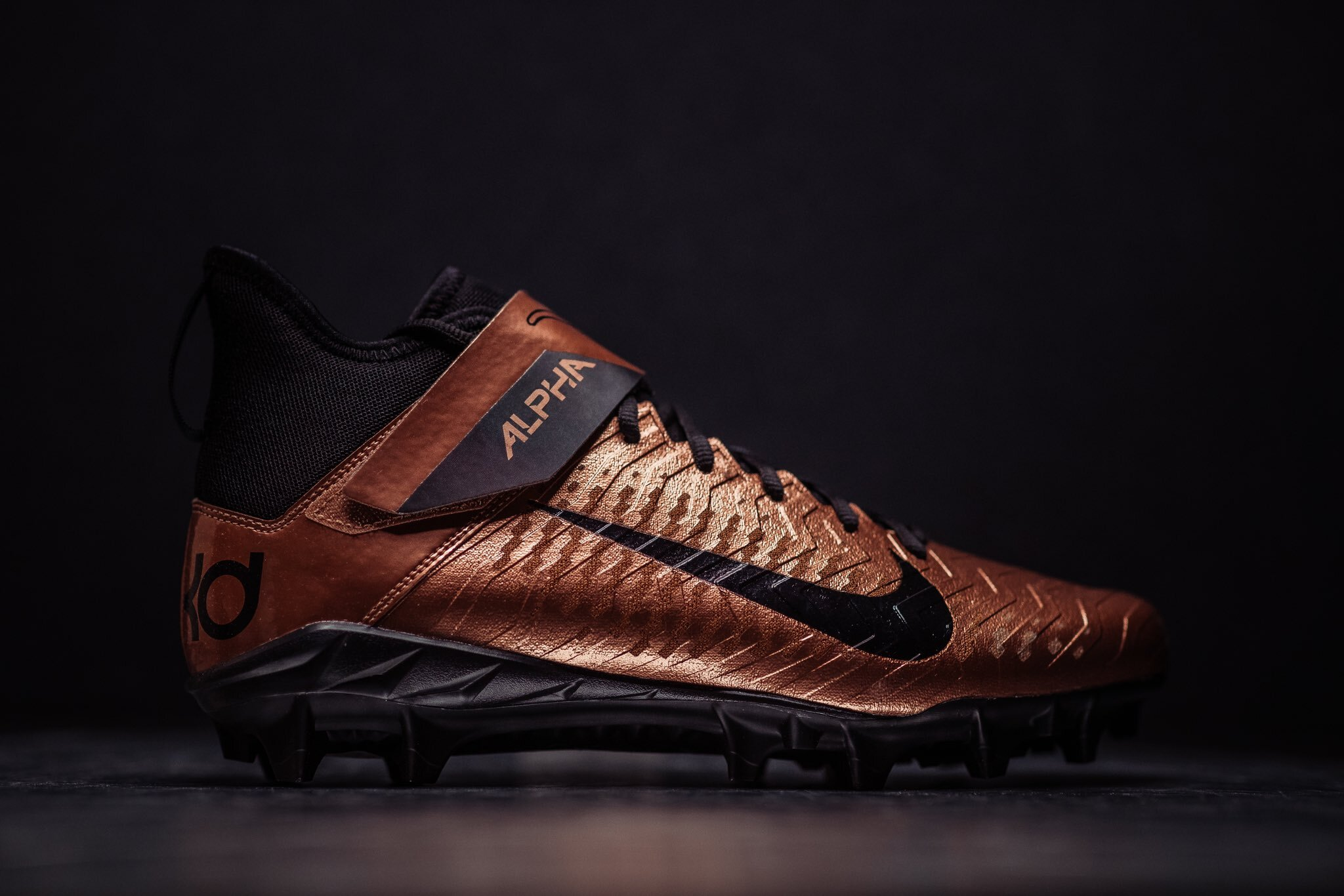 Texas Football Kevin Durant Cleats