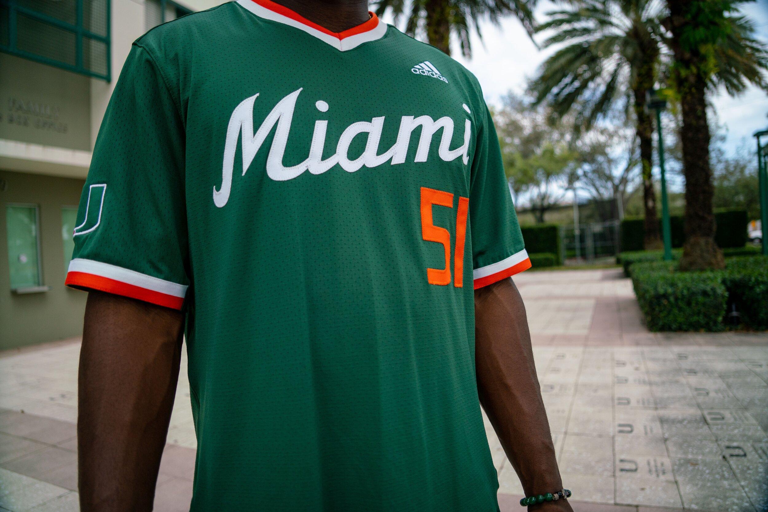 2020 Uniforms For Miami Baseball Uniswag