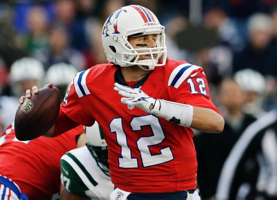 Tom Brady Patriots Uniforms — UNISWAG