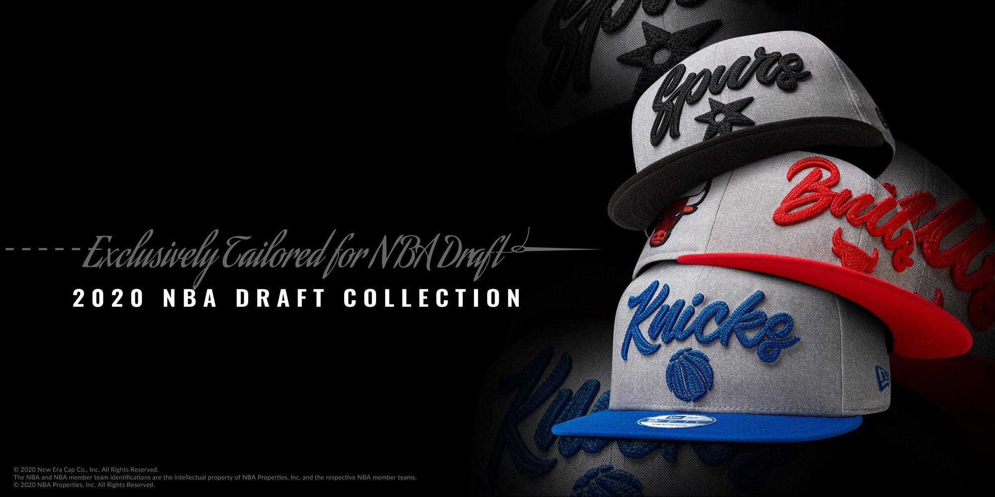2020 NBA Draft Hats — UNISWAG