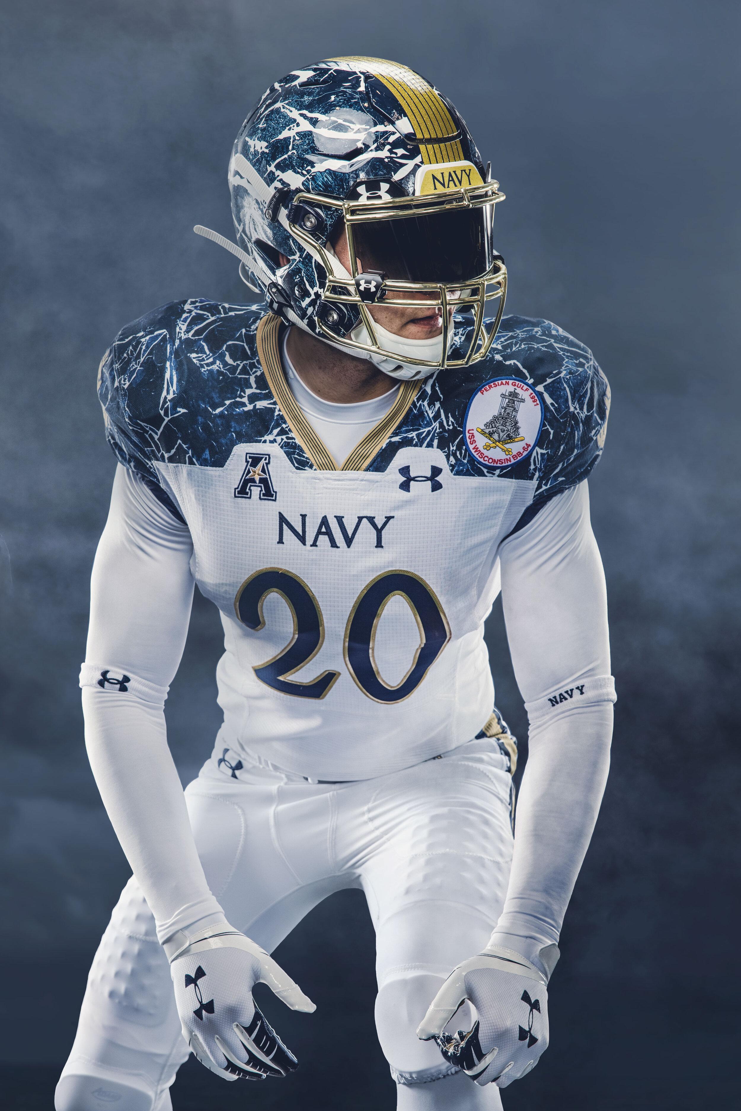 2020 Navy's Army-Navy Game Uniform — UNISWAG