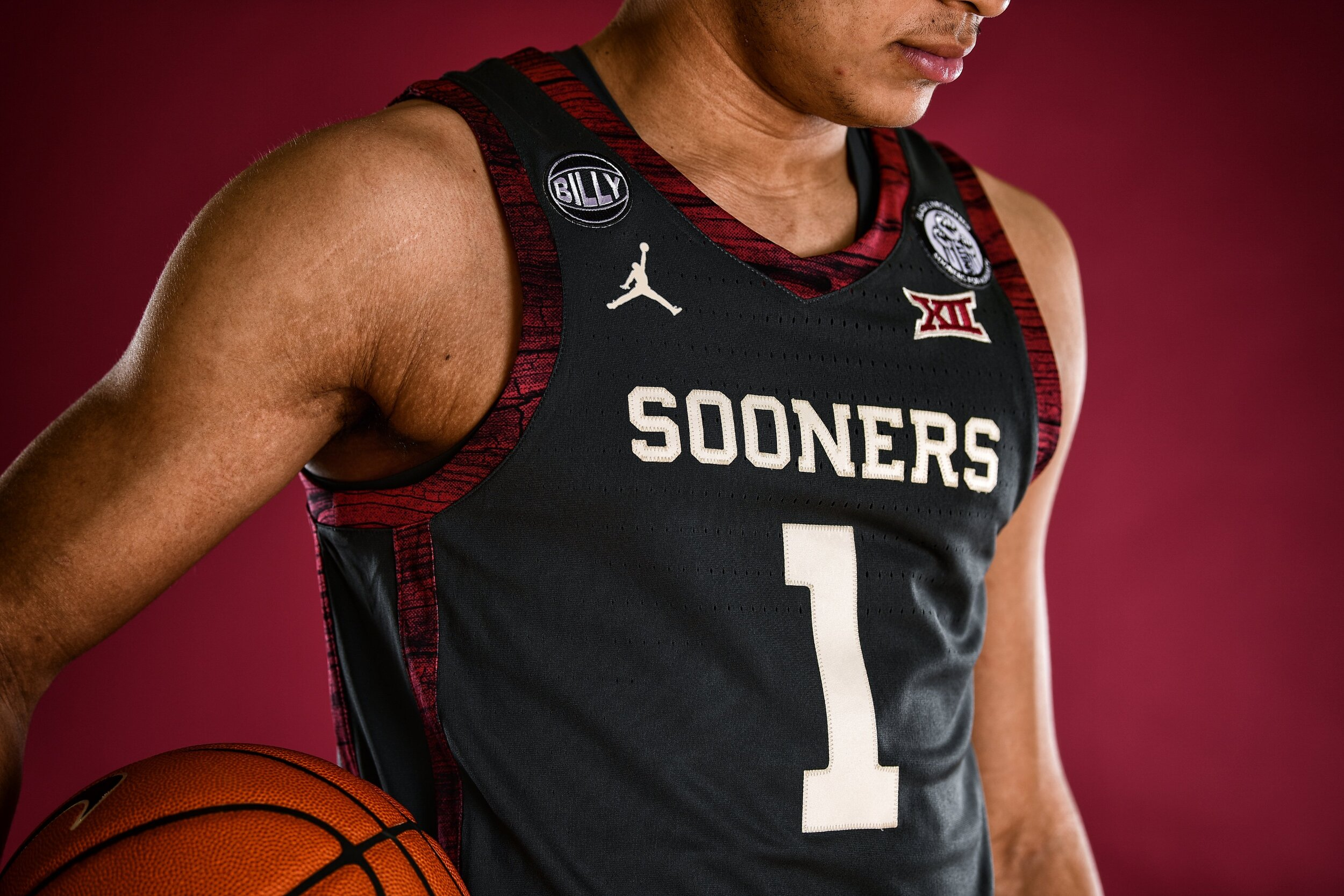 oklahoma sooners basketball jersey