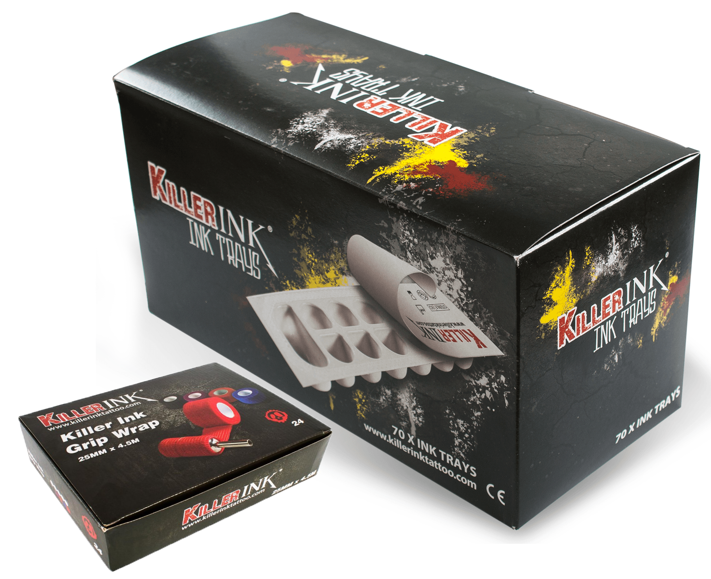 Killer Ink - Killer Ink Tattoo provide high end tattoo equipment, tattoo supplies and tattoo machines all manufactured to the highest quality. To purchase your own high end equipment, visit Killer Ink below!