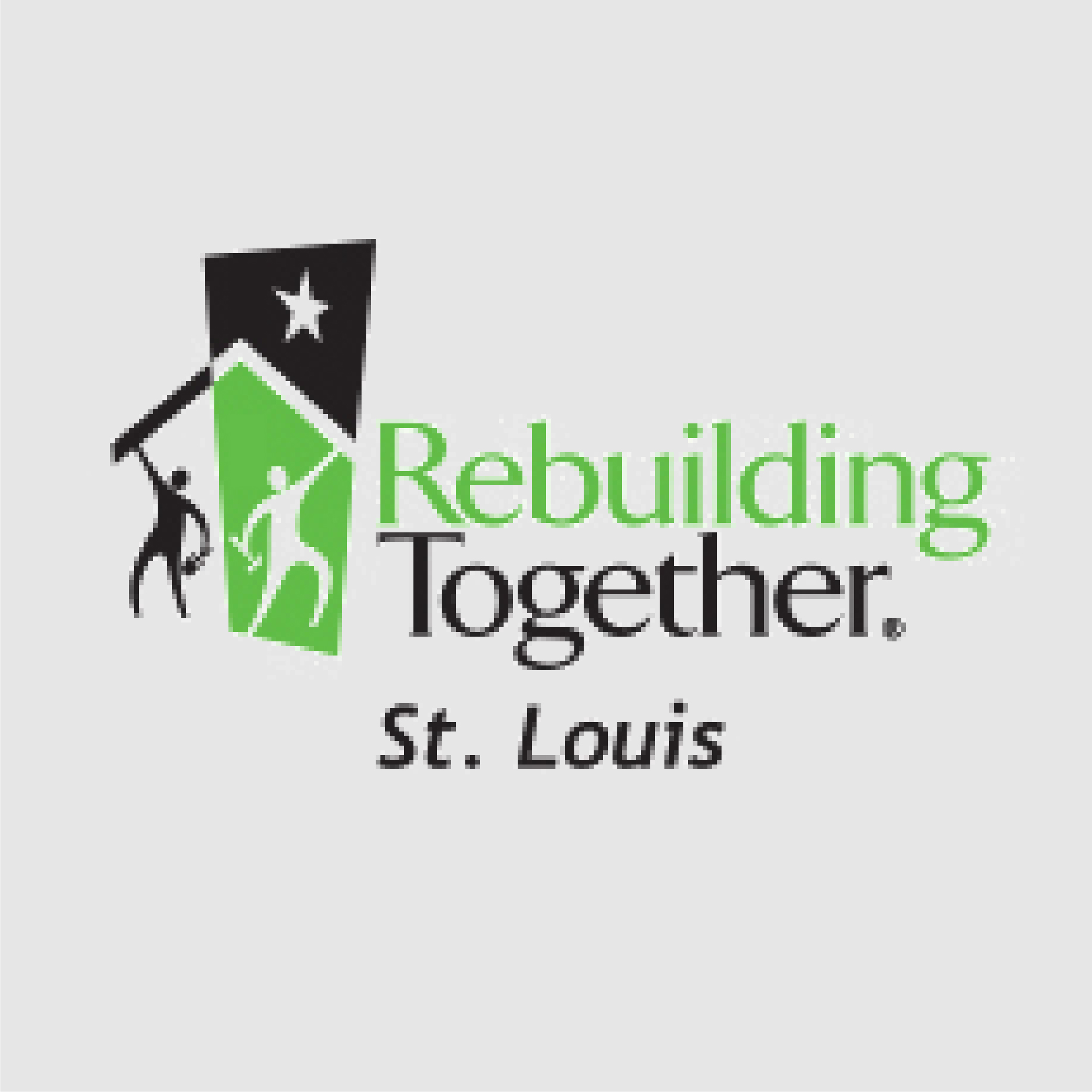 Rebuilding Together St. Louis    Jessica Conner    357 Marshall Ave Suite 2    St. Louis, MO 63119-1827    (314) 918-9818    jconner@rebuildtogether-stl.org     http://www.rebuildtogether-stl.org     Member Since: 2009