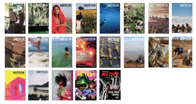 Past Issues - If you've missed a passed issue you can find a digital version here.