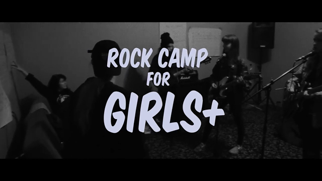 The young women that attend Rock Camp for Girls+ are a huge inspiration. It's incredible to see the confidence these girls have at such a young age and the amount of support they give to each other 💜 I can only imagine what it'd be like to have had a program like this when I was younger. Super proud to be part of this organization 💜 Check out a promo video I did for @girlsrockottawa to catch a glimpse yourself! Link in bio. #internationalwomensday