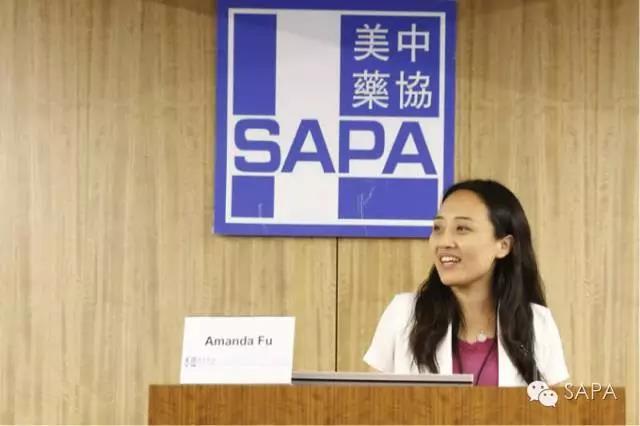 SAPA-DC首任会长付萌博士致辞