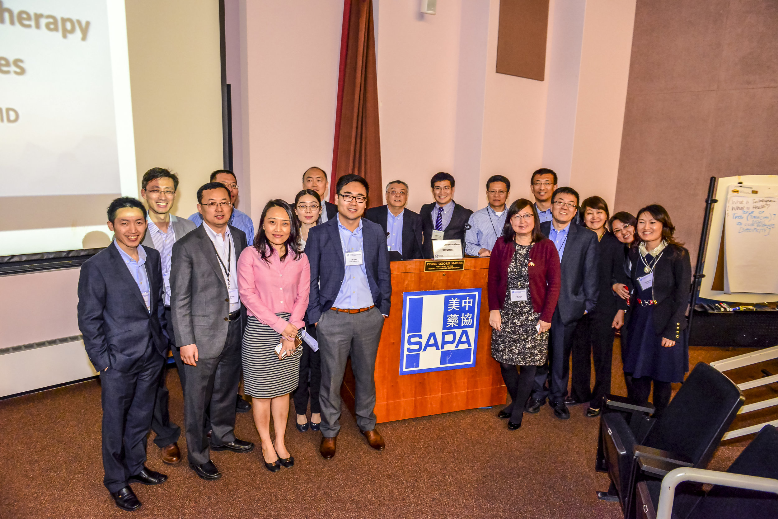2017 SAPA-DC Scientific Symposium