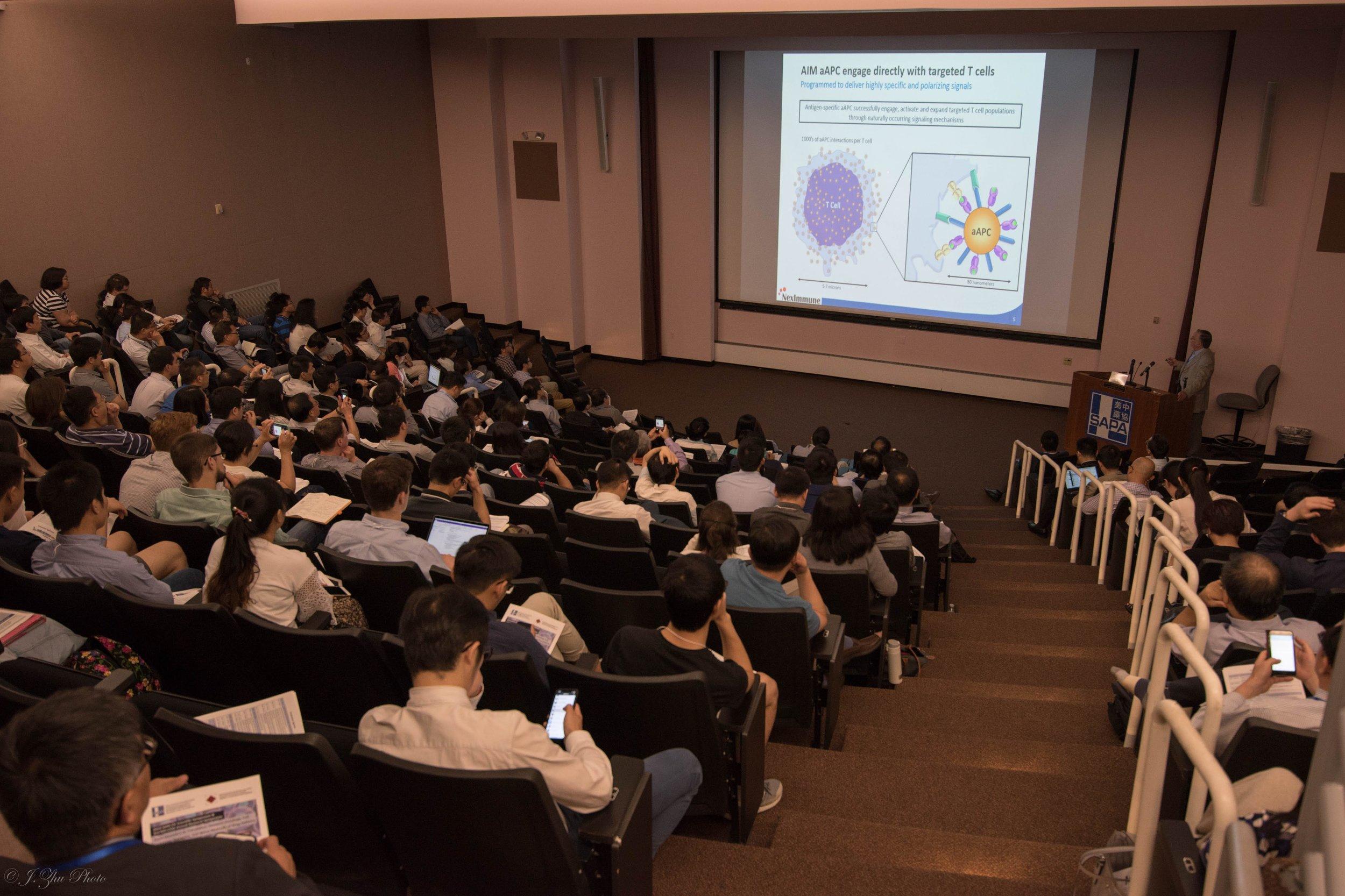 2018 SAPA-DC & NIH-CSSA Scientific Symposium