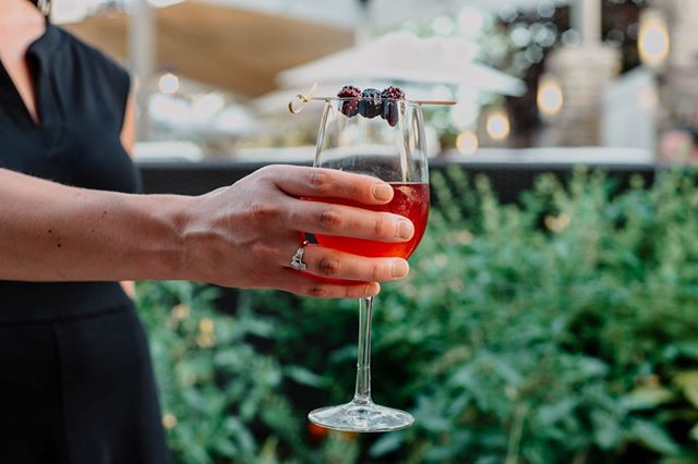 Dining with a group of wine-lovers? Join us on Thursday evenings for half-priced bottled wines marked $50 or less. (And check out our seasonal cocktails while you're here!)
