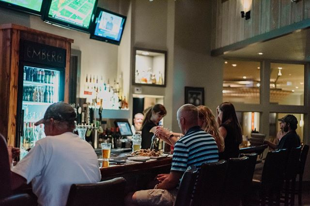Drop in between 4:30 PM and 6 PM Monday-Friday for 2-for-1 bottles, drafts, house wines, and mixed drinks. (Excludes specialty drinks and wine list wines.)