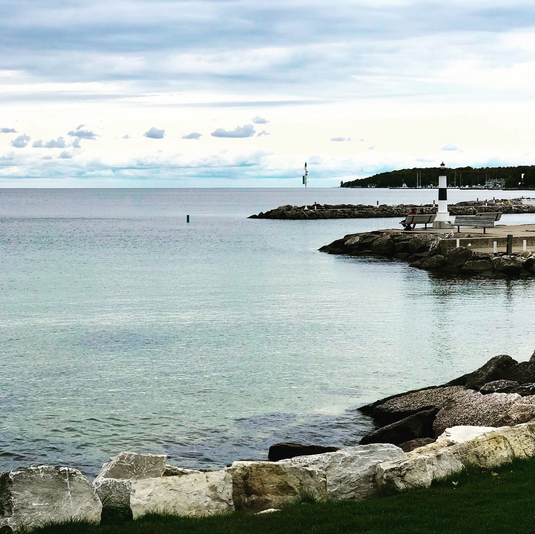 Between the Phases Top 12 Travel Destinations in Door County, Wisconsin at Sister Bay Pier