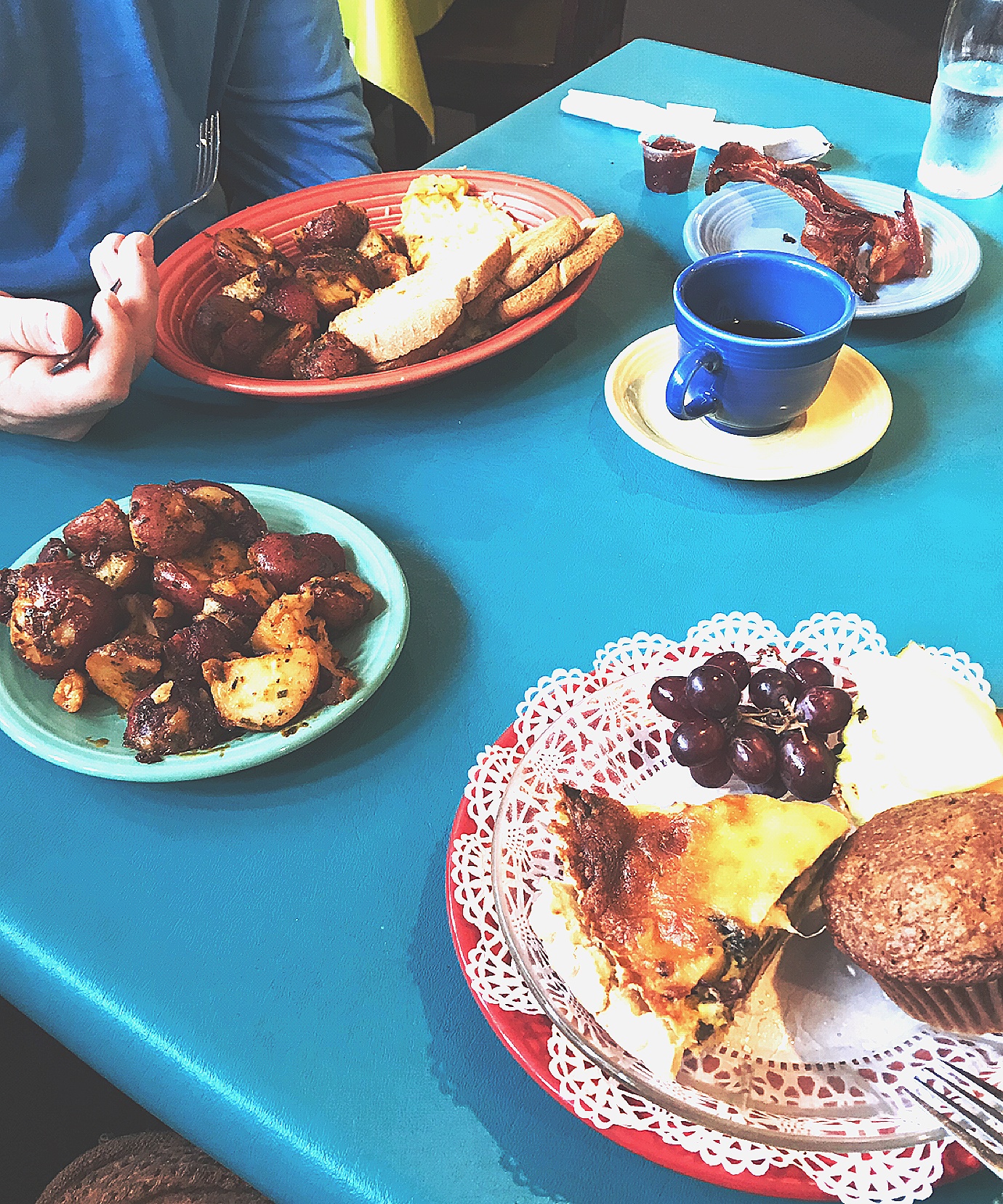 Between the Phases Top 12 Travel Destinations in Door County, Wisconsin at the Village Cafe in Egg Harbor