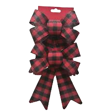 get these plaid bows from Menards here!
