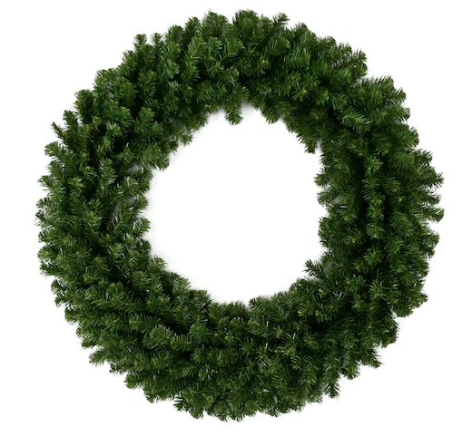 Get this simple and elegant wreath from Michaels on sale now!