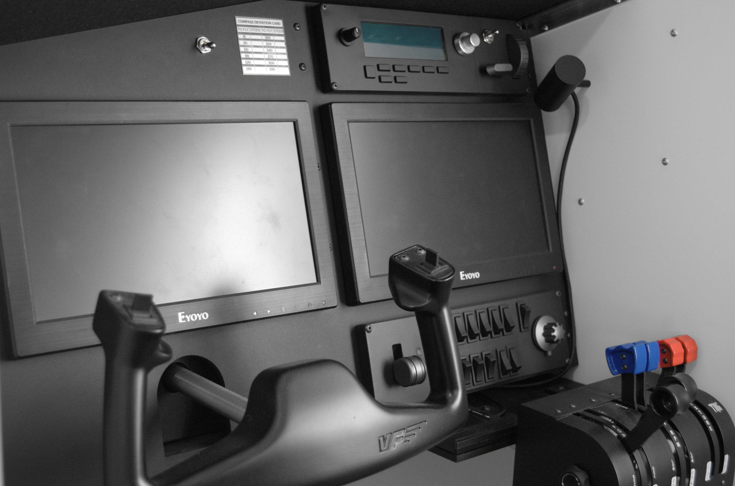 Flight Deck G.A. Home Cockpit Kit