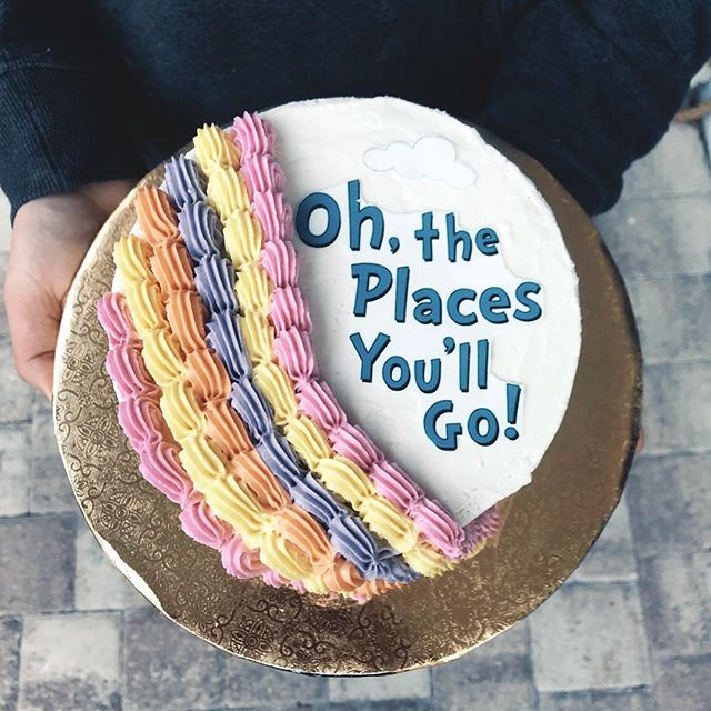 One of my favorite cakes to this day!