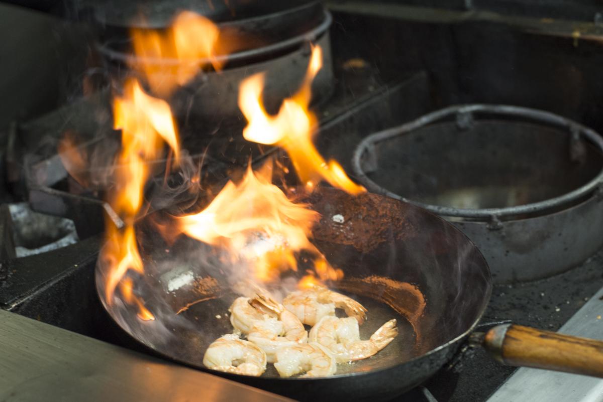 Add Black Tiger Shrimp to Any Dish!