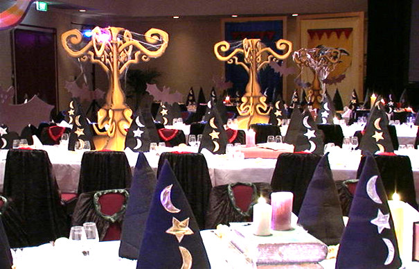 Theme Events - Your Event is our reputation and at Middleton Events, our goal is to make it the most memorable. An incredible celebration experience of staging, room styling, music, lights, magical effects of your choice and world class eventing and creative direction. Talk to our state and national award winning styling team and let us show you how magical your room can look.