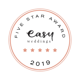 6 Certificate of Excellence Awards - Middleton Events has been reviewed and recognised by real couples, as well as Australia's largest wedding website and again awarded 5 STARS and the 2019 Certificate of Excellence.