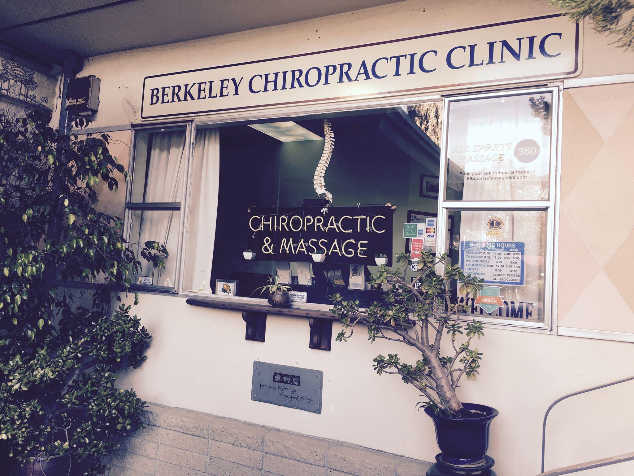 Berkeley Chiropractic - Chiropractic care, Corrective exercises, lifestyle advice