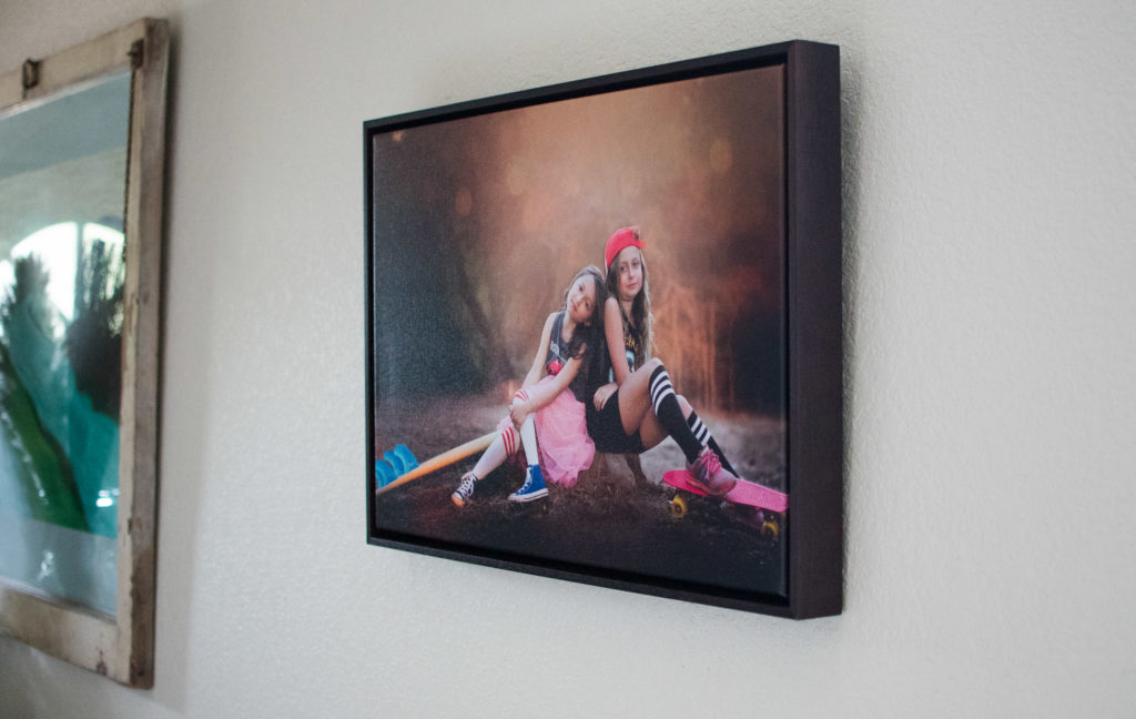 Canvas - Canvas display is a classic staple to any home that perfectly compliments any decor. My Canvas are hand streched and feature bold colors that make your memories come to life.Canvas pricing begins at $125