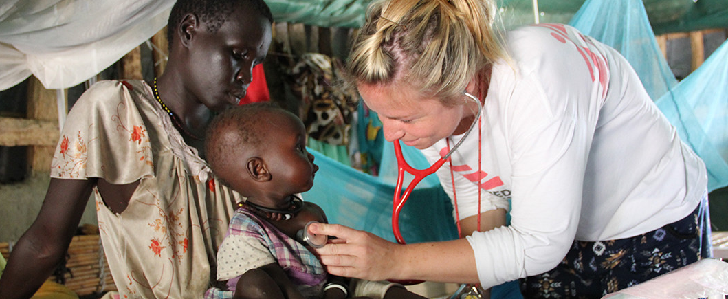 colour with care - medecins sans frontieres