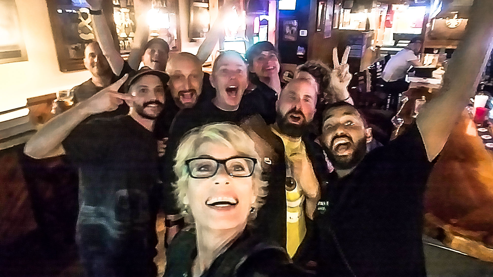 Crew _ GKs band members out at a bar after show.jpg