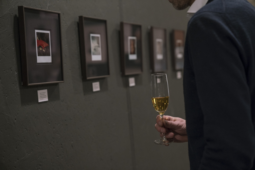 AFTER WORK @ The PhotoGallery   A lovely After Work with Leif Wigh, former curator in charge of photography at the Museum of Modern Art and Bengt-Arne Falk and wine tasting with Mathew from  matsvineyard.com  10th of November 2017