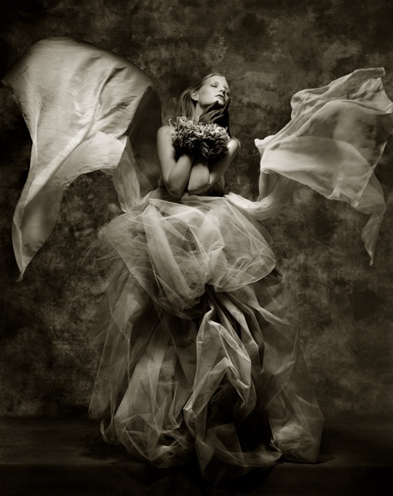 Kirsten Owen, Paris 1989 by Albert Watson  Available in 3 sizes, Archival pigment print.  Price on request