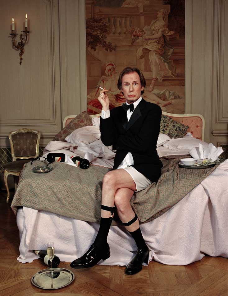 Bill Nighy by Lorenzo Agius  50*60 cm Ed 25  75*100 cm Ed 25  100*120 cm Ed 15  Prices from 3000 pund