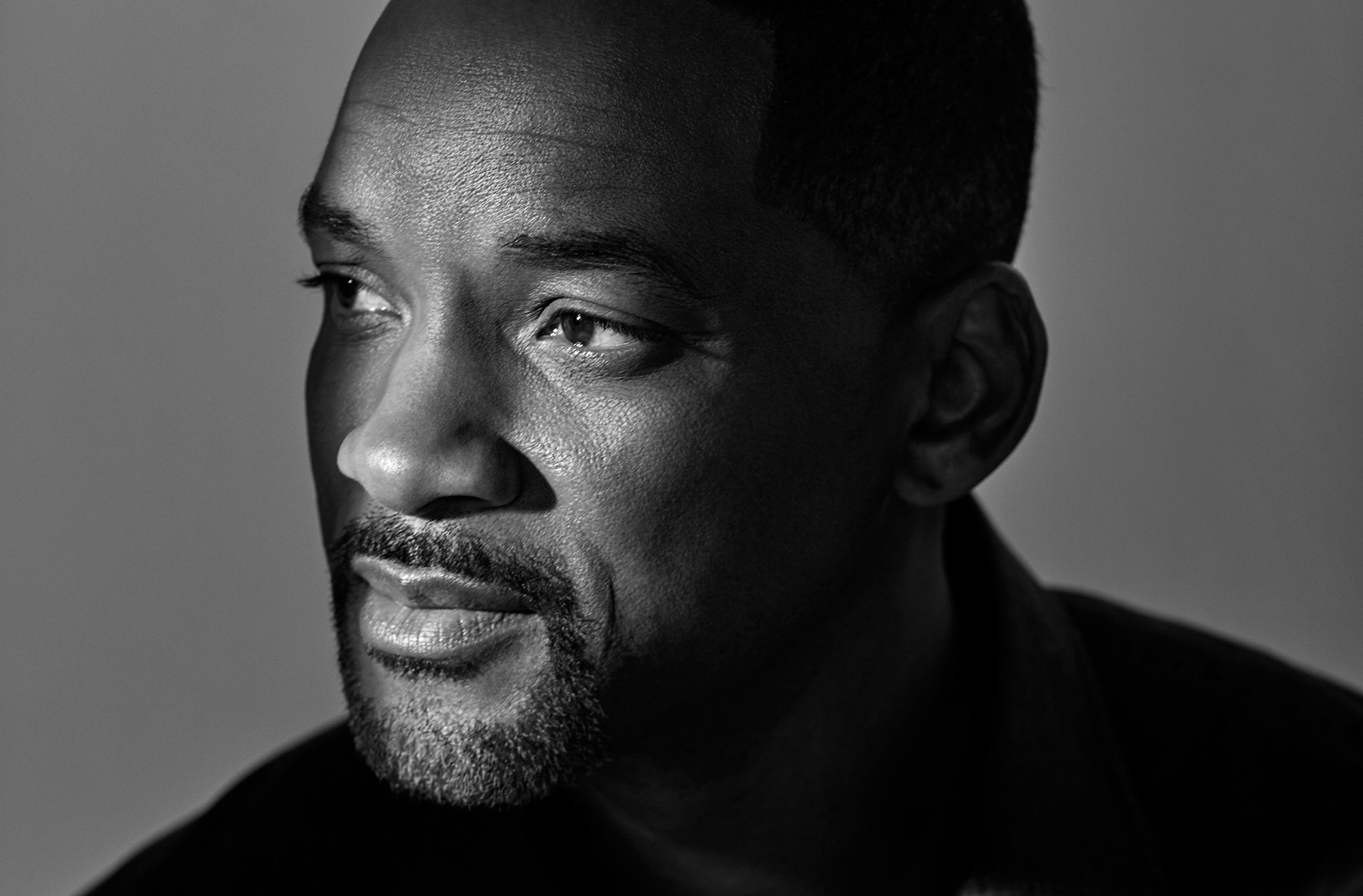Will Smith by Lorenzo Agius  50*60 cm Ed 25  75*100 cm Ed 25  100*120 cm Ed 15  Prices from 3000 pund
