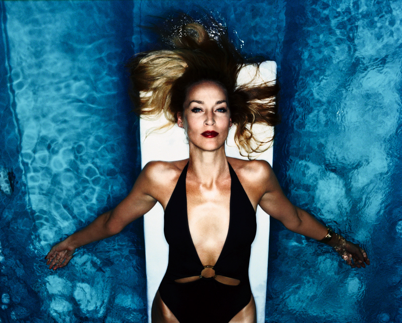 Jerry Hall by Bryan Adams