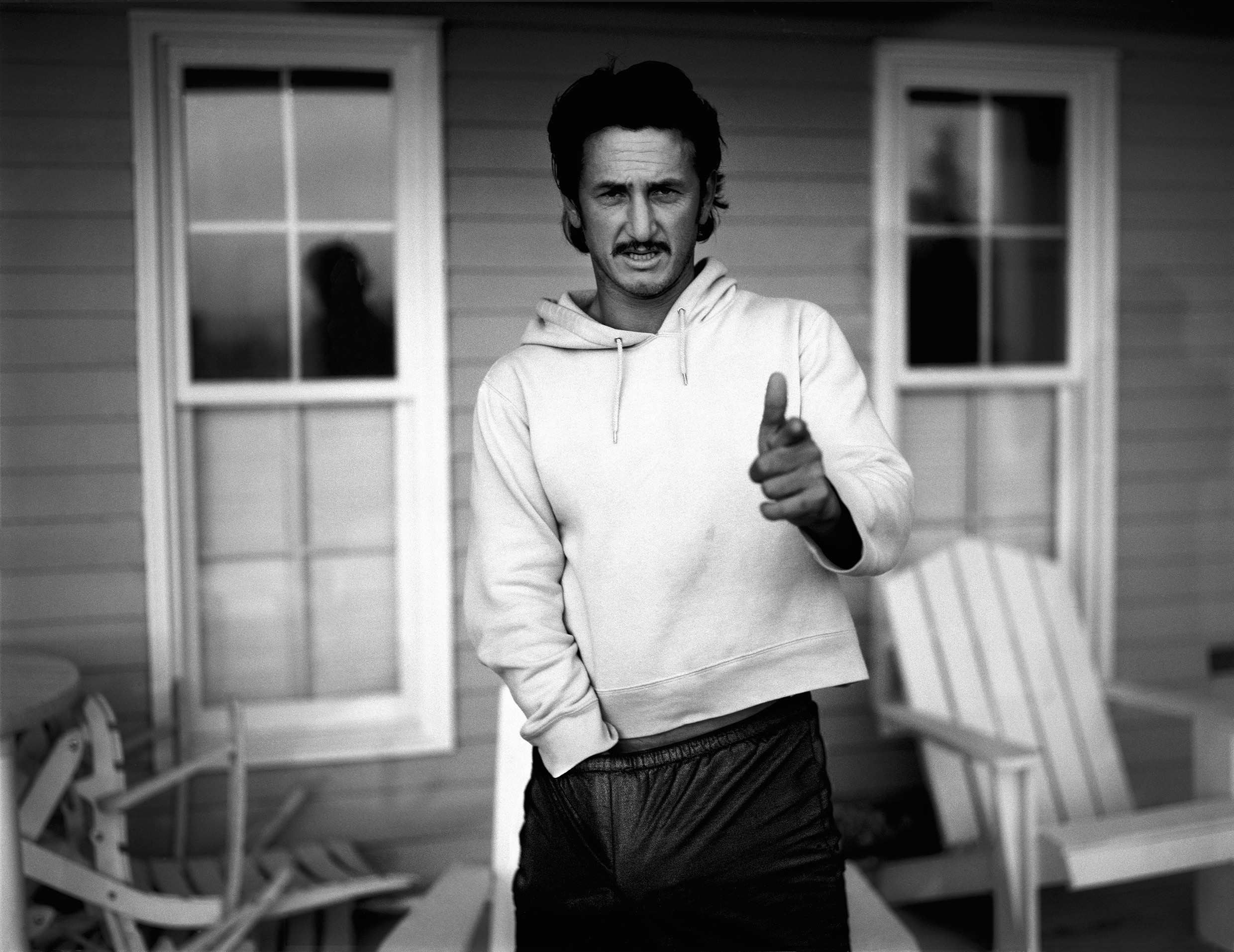 Sean Penn by Bryan Adams